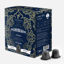 English Breakfast tea Nespresso® kompatibilis kapszula 10 db/doboz