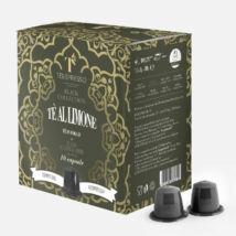 Citromos fekete tea Nespresso® kompatibilis kapszula 10 db/doboz Caffé Ottavo