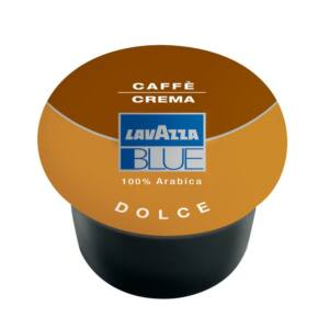 Lavazza Blue Caffe Crema Dolce kávékapszula 100% Arabica