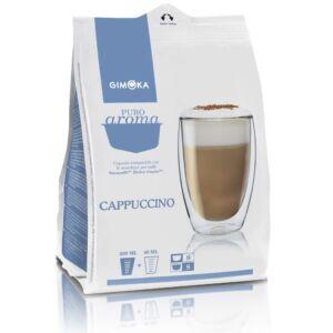 Cappuccino Dolce Gusto kapszula világoskék Gimoka