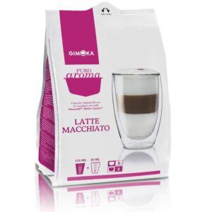 Dolce Gusto Macchiato kávékapszula pink 8 adag