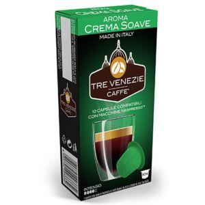 Nespresso kávékaszula Tre Venezie zöld Cremoso