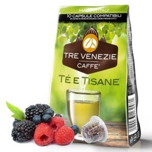 Erdei gyümölcsös Nespresso tea Frutti