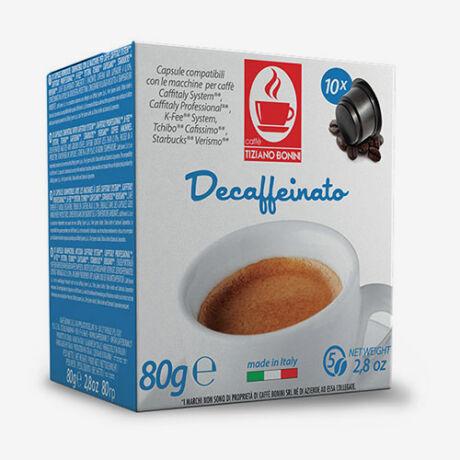 CAFISSIMO Decaffeinato - Tchibo kompatibilis kávé kapszula