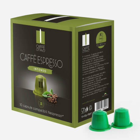 Intenso Nespresso kompatibilis kávé kapszula NESPRESSO kávéfőzőhöz