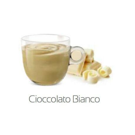 BONINI Fehér csokoládé ízű - Dolce Gusto kompatibilis kapszula 16 db/csomag (Cioccolata Bianca)