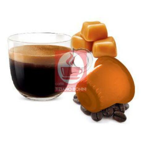 BONINI Caffe Caramel - Nespresso kompatibilis kávé kapszula 10 db/cs (karamel)