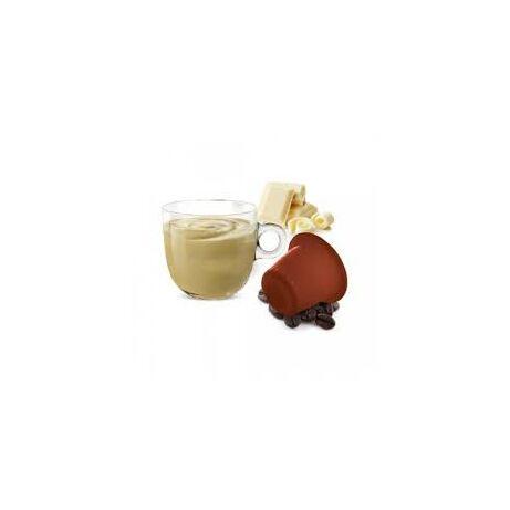 BONINI Cioccolato Bianco - Nespresso kompatibilis kávé kapszula 10 db/cs (fehér csoki)