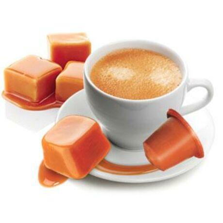 BONINI Latte Caramel - Nespresso kompatibilis kávé kapszula 10 db/cs (tej karamel)