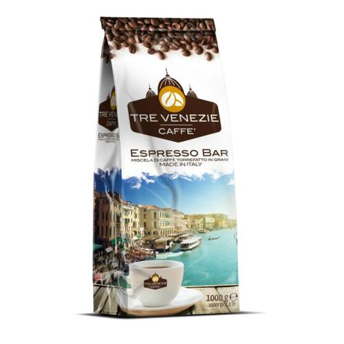 Tre-Venezie Miscela Espresso bar szemes kávé 1 kg