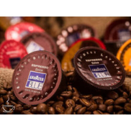 Lavazza Blue Espresso Dolce kávékapszula 100% Arabica