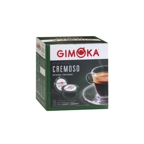 GIMOKA Cremoso - Lavazza A MODO MIO kompatibilis kapszula 16db/doboz