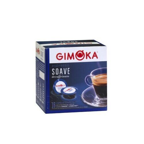 GIMOKA Soave Dec - Lavazza A MODO MIO kompatibilis kapszula 16db/doboz