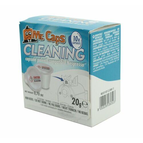 Mr. Caps Cleaning Nespresso® kávégép tisztító kapszula 10 db