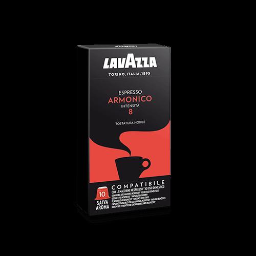 Lavazza Armonico kávékapszula Nespresso gépekkel kompatibilis