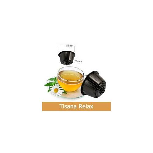 Relax Dolce Gusto tea Frutti