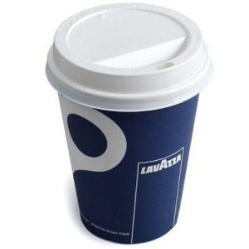Lavazza Coffee to go papír pohár (cappuccino) + tető 100 db