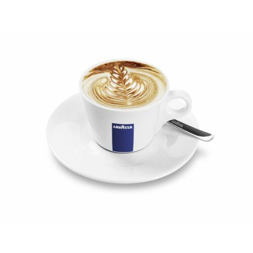 Lavazza Espresso csésze + alátét, porcelán