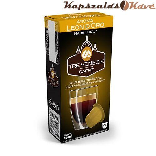 Nespresso kapszula Tre Venezie sárga Doro