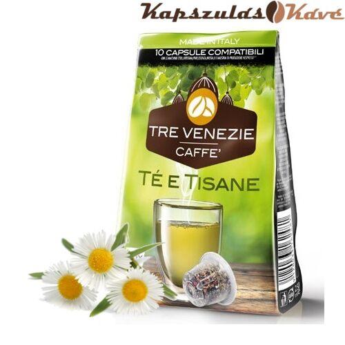Kamillás Nespresso tea kapszula Camomilla