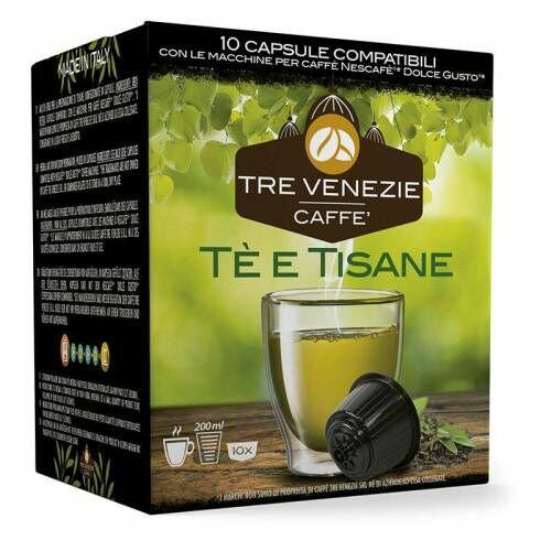 Erdei gyümölcsös Dolce Gusto tea Frutti
