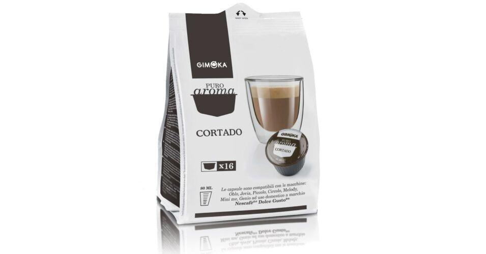 GIMOKA CORTADO Kávékapszula