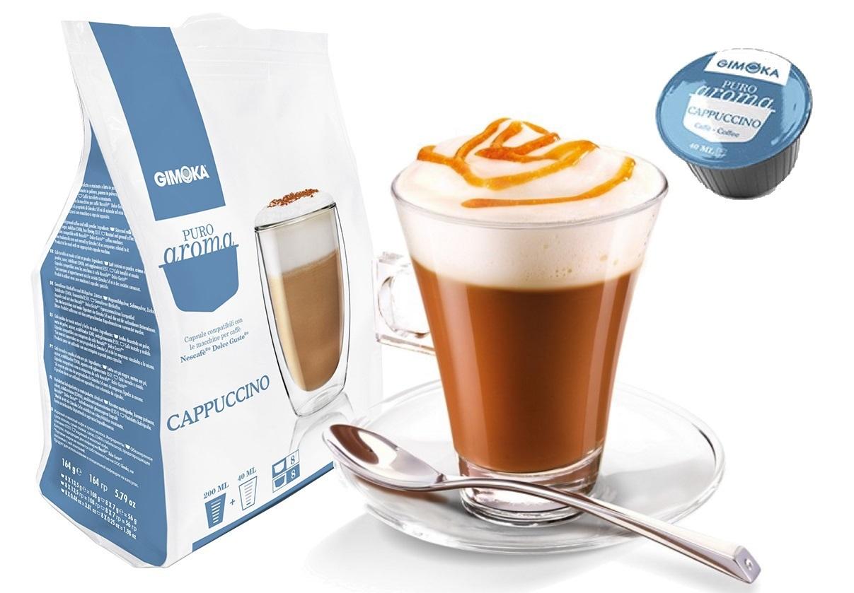 Dolce Gusto kapszula Cappuccino
